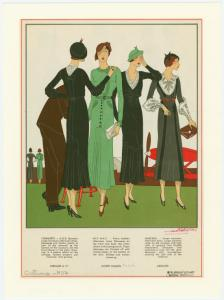 [Costume designs by Bernard & ... Digital ID: 1599859. New York Public Library