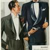 Two men wearing tuxedoes.]