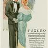 Man and woman in evening attire.]