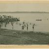 Bathers in Pelham Bay]