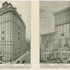 Hotel Manhattan ; Hotel Imperial.
