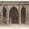 Saint Germain l' Auxerrois, Grand Portal