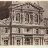 Pavillon Sully, detail