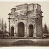 Arc antique à Orange