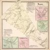 Rossie [Township]; Rossie Business Directory. ; Church's Mills Business Directory. ; Churchs's Mills [Village]; Somerville [Village]; Somerville Business Directory. ; Rossie [Village]; Shingle Creek [Village]; Sprague's Corners Business Directory.