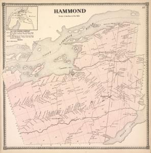Oak Point [Village]; Oak Point Business Directory. ; Hammond [Township]
