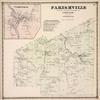 Parishville [Village]; Parishville including the original Township of Cookham, and Part of Catharineville. [Township]; Parishville Business Directory.