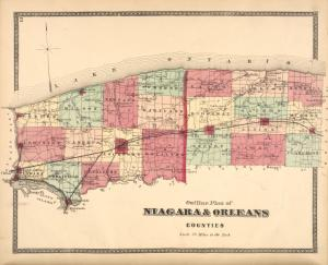 Outline Plan of Niagara & Orleans Counties