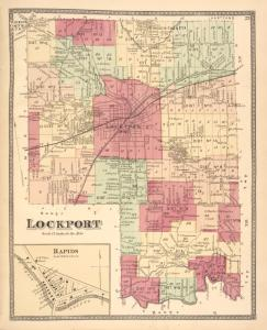 Lockport [Township]; Rapids [Village]