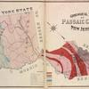 Geological Map of Passaic County, New Jersey.