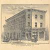 Oberg & Demarest's Grocery House, Paterson, N.J. Cor. Washignton and Van Houten Sts.