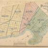 Outline Map of Passaic City in Acquackanonck TWP, N.J.
