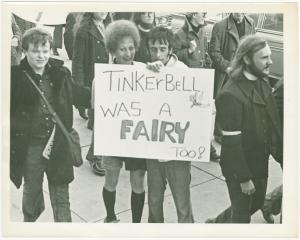 March on Albany, 1971 Mar 14