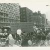 Christopher Street Liberation Day parade, New York City, 1971 Jun 27