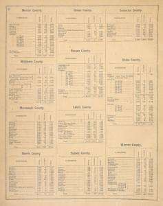 The Census of the State of New Jersey, for 1870. [cont.]