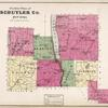 Outline Plan of Schuyler Co. New York.