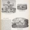 Res. of E. W. Cook, Havana, N.Y.; Cook's Montour House, Havana, Schuyler Co., N.Y. Gordon N. Squares, Proprietor; Cook Academy; The Cook Academy, Havana, Schuyler Co., N.Y.