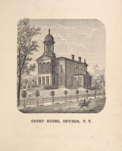 Court House, Oswego, N.Y.