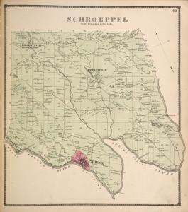 Schroeppel [Township]