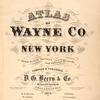 Atlas of Wayne County, New York