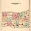 Outline Plan of Wayne Co., N.Y.