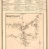 Palmyra (Village) Business Notices; Rose Valley [Village]