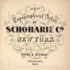 New topographical atlas of Schoharie Co., New York