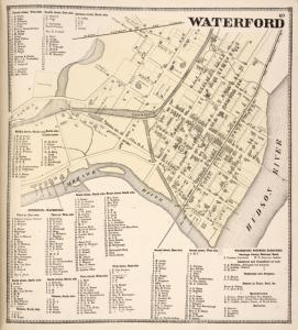 References. ; Waterford [Village]; Waterford Business Directory.