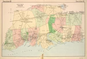 Plan of Town of Islip. [Township]