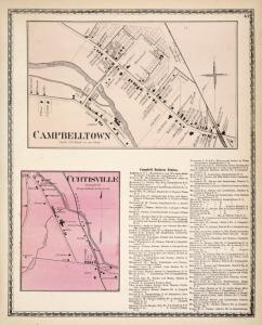 Campbelltown [Village]; Curtisville [Village]; Campbell Business Notices.