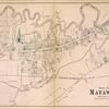 Plan of Matawan [Village]