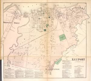 Keyport [Village]; Keyport Business Notices.