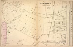 Portion of Long Branch [Village]