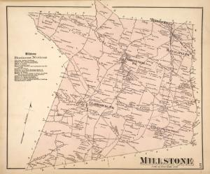 Millstone [Township]; Millstone Business Notices.