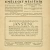 Umelecký mesícník. Roč. 2, čís. 6-7. [Title page]
