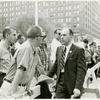 Frank Kameny and onlookers