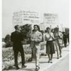 Gay picket at the Pentagon, Summer 1965