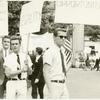 [Men in picket line (cropped)]