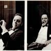 Foster Gunnison with cigar, #2]