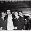 Lige Clarke, Jack Nichols, Jim Owles, and Marty Robinson at Columbia University