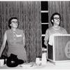 Marshall and Steve Wolf at an ALA conference in Dallas