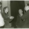 Gittings and Kameny talk with psychiatrists