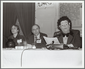 [Gittings, Kameny, and Dr. H. Anonymous on panel #2]