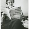 Barbara Gittings reading Society and the Healthy Homosexual by George Weinberg