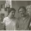 Kay Tobin Lahusen, Nancy Walker, Barbara Gittings, and friend