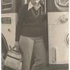 Gittings boarding bus -mid 1970's