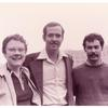 Barbara Gittings, Leonard Matlovich, and friend