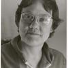 Barbara Gittings portrait, in robe