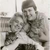 Frances Hanckel and Ada Bello