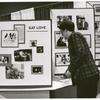 Gittings at exhibit
